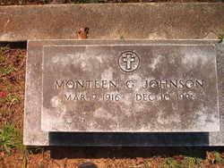 Monteen G. Johnson