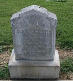 Mary Elizabeth Lizzie <i>Shelly</i> Beckwith
