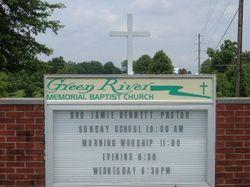 Green River Memorial Baptist Cemetery