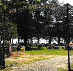 New Ebenezer Cemetery