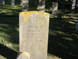 Betsey <i>Snow</i> Baker