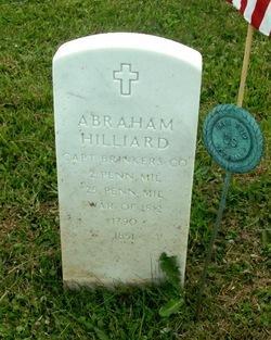 Abraham Hilliard
