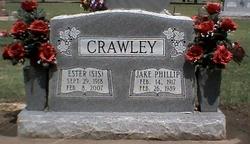 Ester Lee Grandma Sis <i>Reddick</i> Crawley