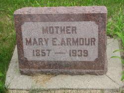 Mary Ellen <i>Hileman</i> Armour