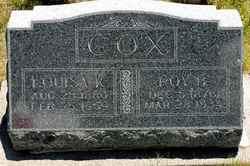 Roy Burns Cox