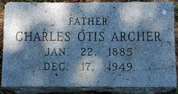 Charles Otis Archer
