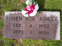 Luther Buie Ashley