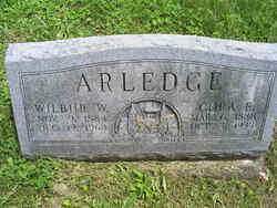 Cora Ethel <i>Arbaugh</i> Arledge