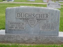 Alex Duchscher