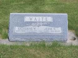 Katherine <i>Woodruff</i> Waite
