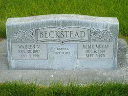 Warren Victor Beckstead