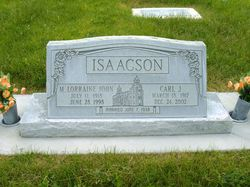 Carl J Isaacson