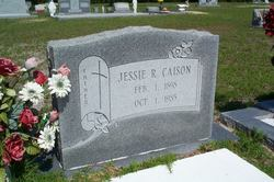 Jesse Rhodes Caison
