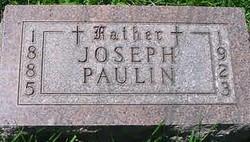 Joseph Joe Paulin