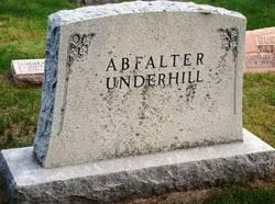 Marie Minnie <i>Underhill</i> Abfalter