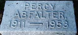 Percy G Abfalter