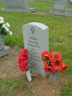 John Frank Barrett