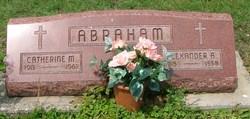 Alexander Anthony Abraham