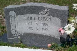 Ruth E Caison