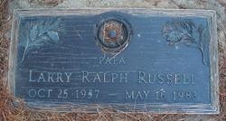 Larry Ralph Russell