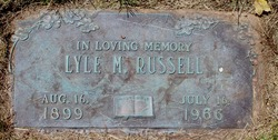 Lyle M. Russell