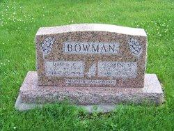 Mamie C Bowman