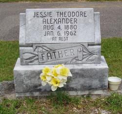 Jessie Theodore Alexander