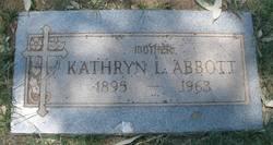 Kathryn Lee Katy <i>Coil</i> Abbott