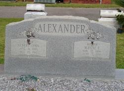 Albert Leon Alexander