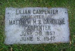 Lilian Carpenter