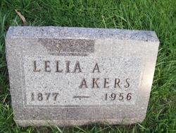 Lelia Alice <i>Phillips</i> Akers