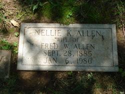 Nellie K. Allen