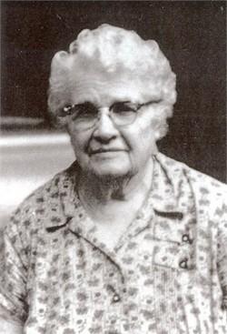 Hilda Johanna <i>Harline</i> Riches