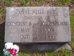 Anne Neill Buie