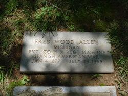 Fred Wood Allen