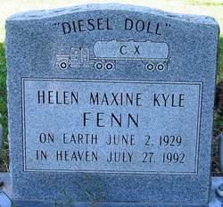 Helen Maxine <i>Kyle</i> Fenn