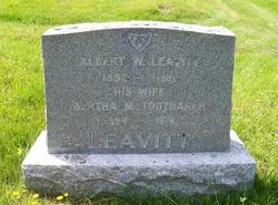 Bertha May <i>Toothaker</i> Leavitt