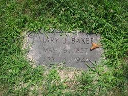 Mary J. Baker