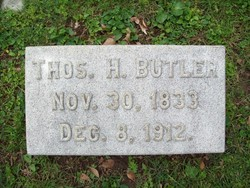 Thomas Harvey Butler