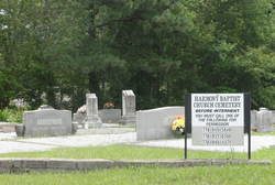 Harmony Baptist Church Cemetery
