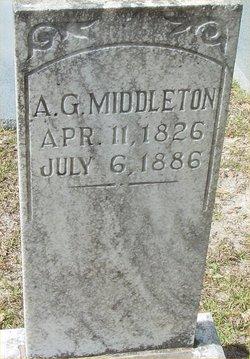 Alexander Goodby Middleton, Jr