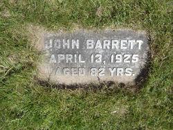 John Francis Barrett