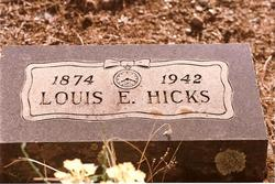 Louis Edward Hicks