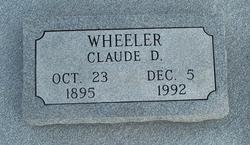 Claude Dalby Wheeler