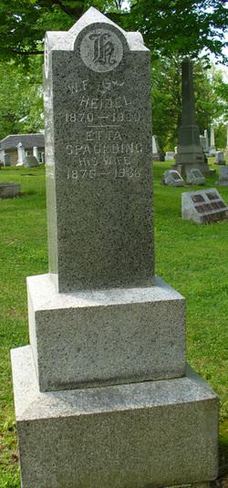 Wilhelm Friedrich Heidel