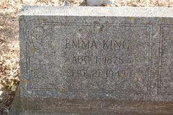 Emma <i>Martin</i> King