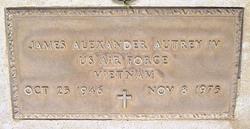 James Alexander Autrey, IV