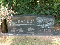 Billy Jack Brandon