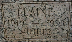 Elaine <i>Cummings</i> Cox