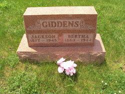 Rev Jackson Giddens